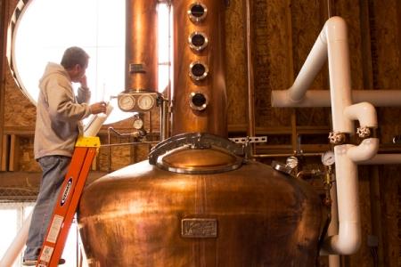 vendome still rogue spirits distillery newport oregon