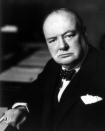 Churchill Portrait