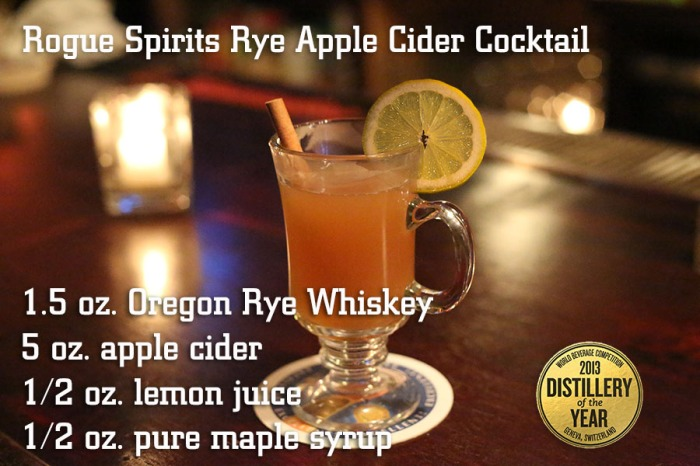Rye Apple Cider Recipe
