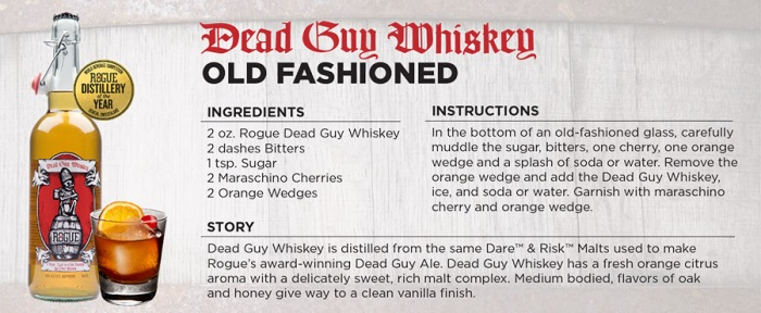 Dead Guy Old Fashioned