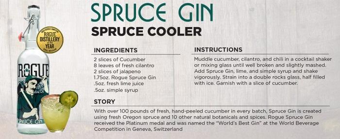 Spruce Cooler