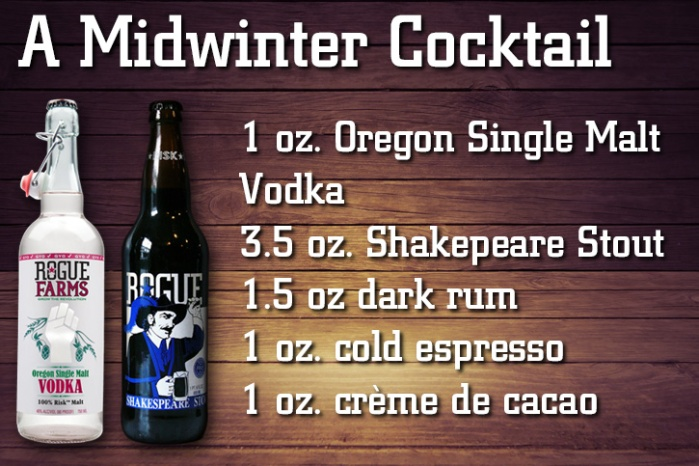 Midwinter Cocktail