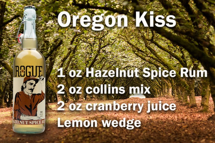 Oregon Kiss