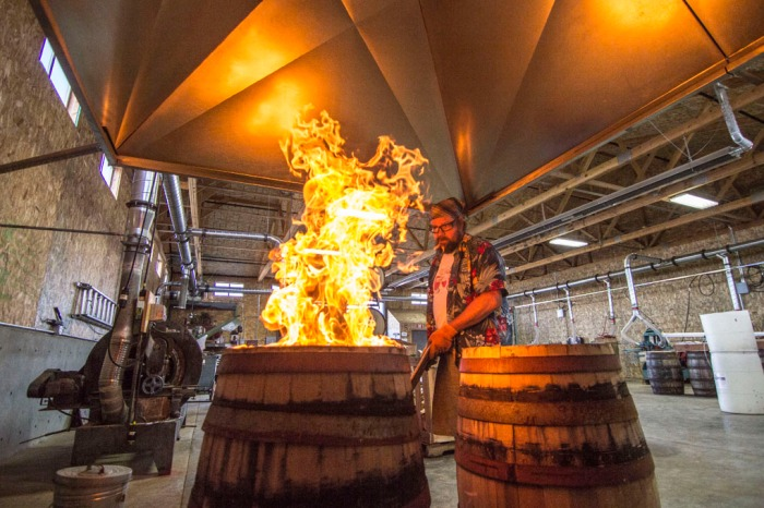 Barrel_making_010 charring
