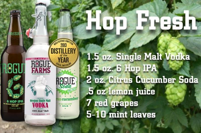 Hop Fresh Cocktail
